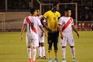 GALERÍA. Imágenes desde la cancha de la victoria de Perú contra Jamaica