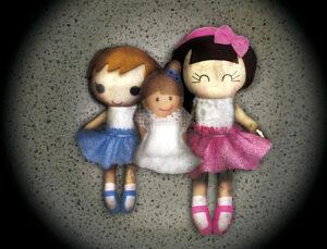 La fábula de las tres hermanas o la historia de los tíos verdugos