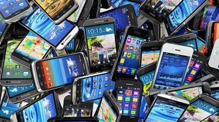 Efectivos policiales recuperaron 78 celulares robados en los últimos días