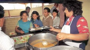 Piden un millón de soles para abastecer demanda de comedores populares