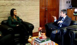 Gobierno Regional y Biblioteca Nacional fomentarán lectura en provincias