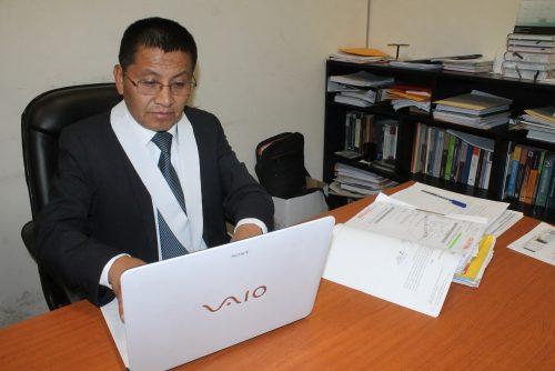 juez Vilca