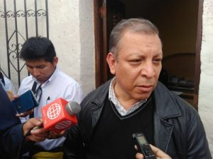 Marco Arana afirma que el martes ya tendrán listo informe del contralor