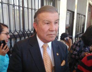Archivan caso contra Hinojosa por vehículos de serenazgo hallados en vivienda