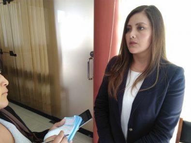 Crisis judicial. Gobernadora en contra de tildar a todos los jueces de corruptos