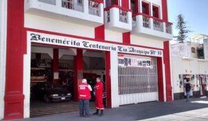 Federación Peruana de Fútbol se une a campaña en favor de Bomberos