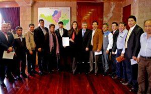 Firman pronunciamiento para exigir a Cerro Verde pagar deuda a Sunat