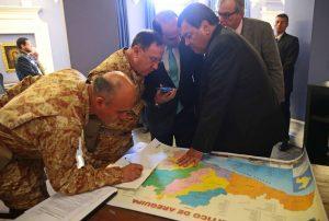 Presentan plan regional de emergencia por heladas ante presidente de Consejo de Ministros