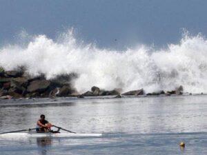 Capitanía cierra puertos en la región por presentarse oleajes anómalos
