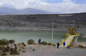 Represas almacenan suficiente cantidad de agua en prevención sequías