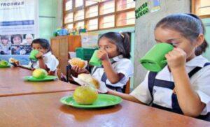 Seis alumnos se intoxican con desayuno del programa Qali Warma