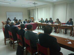 Título de contralor Edgard Alarcón será revisado por comisión especial de la UNSA