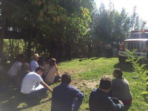 Alcalde Zegarra ofrece destituir gerente y no talar árboles en Vallecito