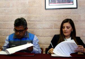 GRA firma convenio con Yura para agilizar ejecución de plan de vivienda