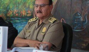 Inspectoría tras los actos delincuenciales de 4 policías en actividad