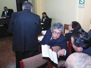 Por enfermedad de perito se volvió a suspender juicio a Guillén