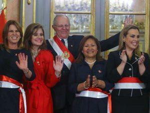 Ana María Choquehuanca juramentó como nueva Ministra de la Mujer