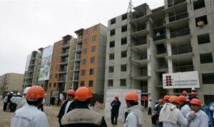 Construcción de ocho mil departamentos paralizada causó decaída en el sector