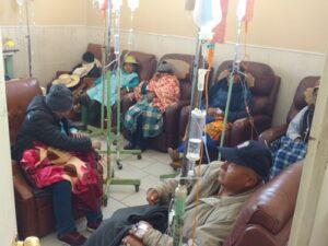 Salen a la luz las pésimas condiciones en que opera hospital Goyeneche