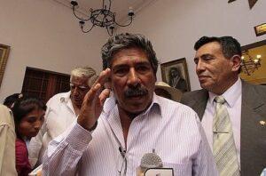 Jesús Cornejo reelegido como presidente de Junta de Usuarios del Valle de Tambo