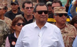 Ministro de Defensa reconoce apoyo soldados en Niño Costero