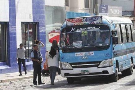 Municipalidad Provincial sin capacidad de garantizar el pasaje universitario