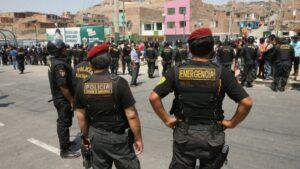 Rotarán a más de 2500 policías de sus cargos para mejorar seguridad