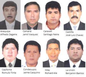 Alcaldes provinciales asumen accionariado de Sedapar en reemplazo de distritales