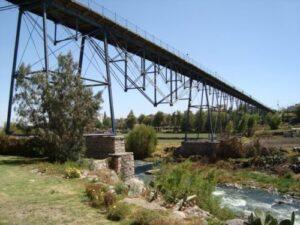 MPA y GRA planean habilitar vía alterna en reserva paisajista del río Chili