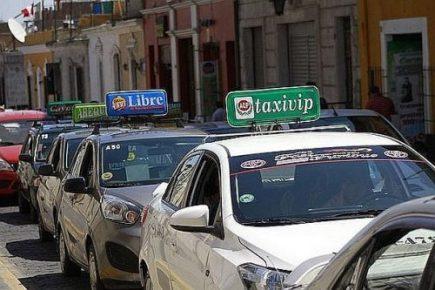 Tarifa de taxis se incrementa por suba del combustible