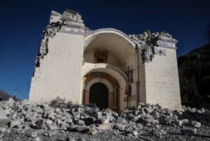 Ministerio de Cultura reconstruirá cuatro templos del valle del Colca