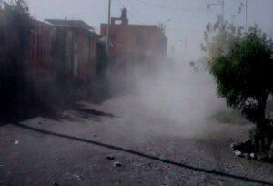 Senamhi alerta sobre vientos intensos en la región