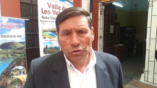 Alcalde de Andagua.