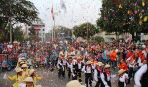 Más de 200 mil personas presenciaron Corso de la Amistad 2017