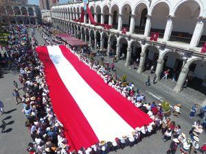 FOTOS. Paseo del Estandarte inició festejos oficiales 477° aniversario