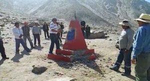 Un nuevo conflicto con Moquegua por hito que restaría territorio a Arequipa