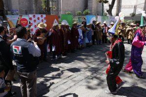Tradicionales Coplas de Carnaval en homenaje a la ciudad