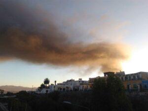 Bomberos demoraron 23 horas en apagar incendio en Estilos