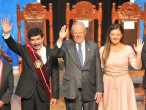 """Congresistas califican de """"pobre"""" el discurso que Kuczynski dio en Arequipa"""