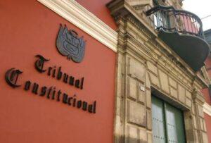 TC deja al voto demanda inconstitucionalidad de ley antitransfuguismo