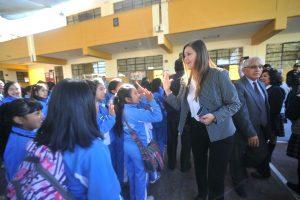 Asistencia de maestros fue de 90% en toda la región, según la GREA