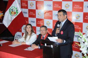 Invertirán 50 millones de soles para ampliar mall de Porongoche