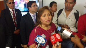 Ministra de la Mujer promete sanción drástica para agresores de niña