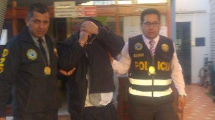 Procurador de la Municipalidad de Caylloma es detenido por abuso de autoridad