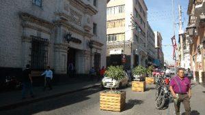 Frustran robo de 11 mil soles a cambista en Centro Histórico
