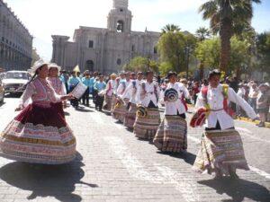 Arequipa espera a más de 125 mil turistas durante su mes de aniversario