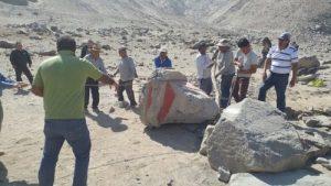 Piden documentación a Moquegua y Arequipa por conflicto limítrofe