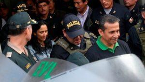En Arequipa rechazan Habeas Corpus en favor de Humala y Heredia