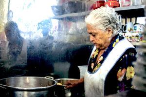 """El """"inter"""" del mercado San Camilo"""