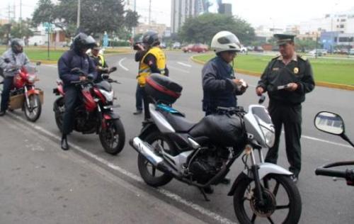 Jefe policial respalda proyecto de ley.